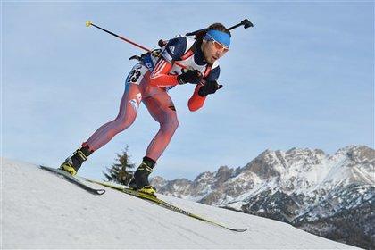 Биатлонист Шипулин выиграл первое серебро в сезоне