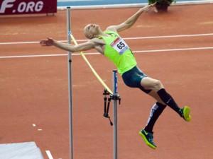 Смоленский легкоатлет взял «серебро» на Кубке Москвы
