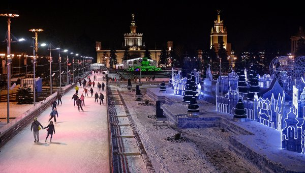 В Москве на ВДНХ 23 февраля пройдет конькобежный фестиваль