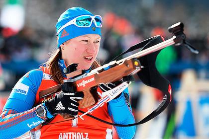 Российские биатлонисты заняли четвертое место на этапе кубка мира в Канаде