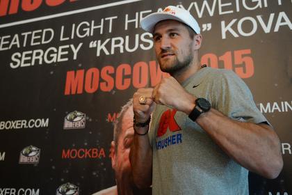 Боксер Ковалев рассказал о предстоящем бое с Уордом