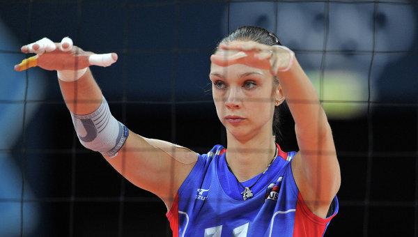 Женские клубы из РФ стартуют в плей-офф волейбольной Лиги чемпионов