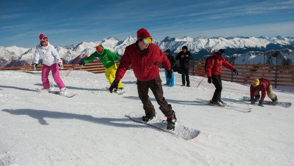 Камчатка станет тренировочной базой для горнолыжников и сноубордистов