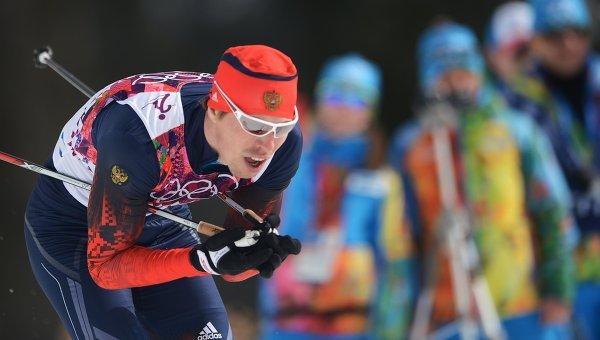 Лыжник Устюгов победил в масс-старте на этапе Кубка мира в Фалуне