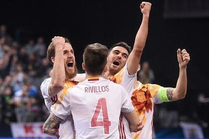 Сборная России по мини-футболу в третий раз подряд стала серебряным призером ЧЕ