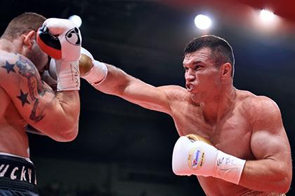 WBC присвоил боксеру Дрозду статус «чемпион в отпуске»