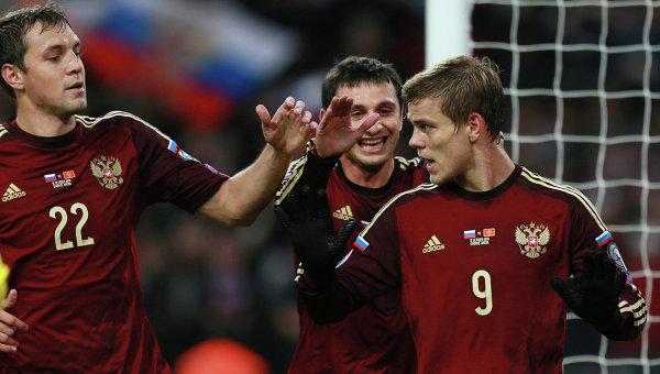 Сборная России по футболу сохранила 23-е место в рейтинге ФИФА
