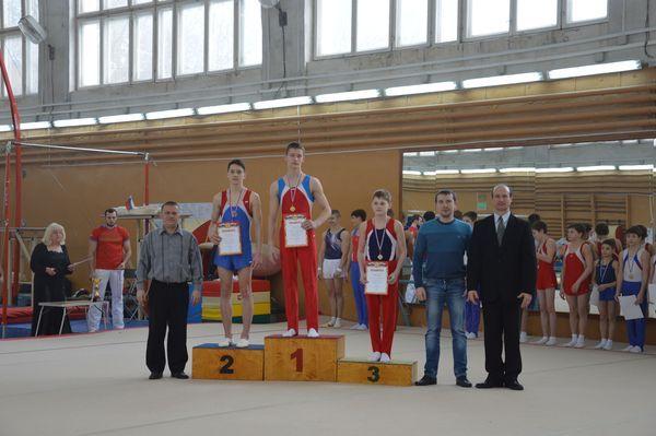 В Смоленске прошел открытый Кубок области по спортивной гимнастике
