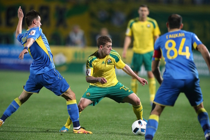 «Ростов» довел до 7 количество матчей без пропущенных мячей