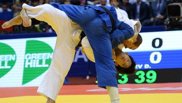 Назван состав мужской и женской команд по дзюдо на чемпионат Европы