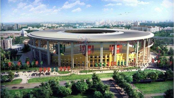 Стадион в Екатеринбурге к ЧМ-2018 планируется сдать раньше сроков