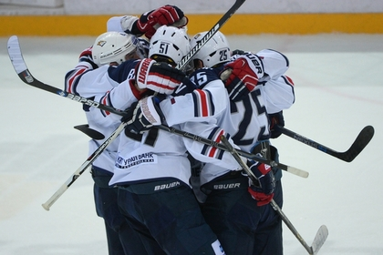 Магнитогорский «Металлург» обыграл ЦСКА и стал обладателем Кубка Гагарина