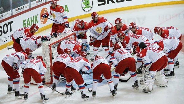 Российские хоккеисты проиграли шведам в Евротуре в первом матче