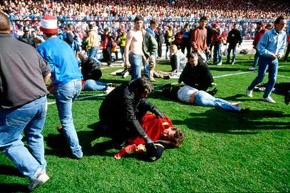 Британские присяжные признали давку на стадионе «Хиллсборо» убийством