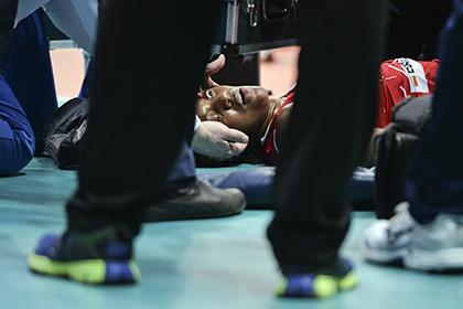 Волейболистка «Уралочки» потеряла сознание перед финалом ЧР