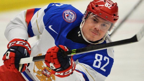 Клуб НХЛ «Филадельфия» не планирует продлевать контракт с Медведевым
