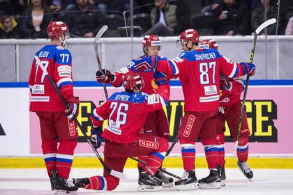 Сборная России по хоккею дома проиграла Финляндии в матче Евротура