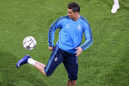 СМИ сообщили о желании «Реала» продать Роналду