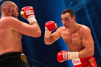 Фьюри и Кличко определили дату и место боя-реванша