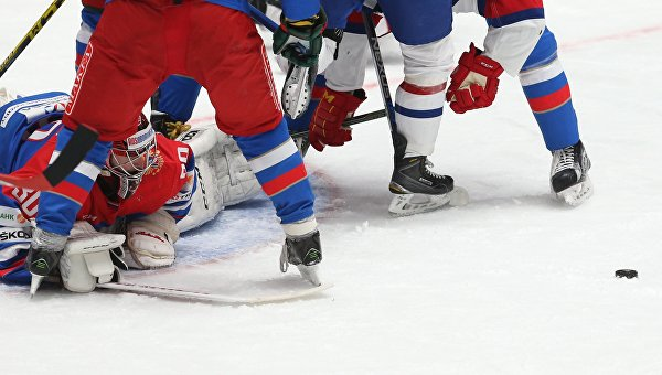 Сборная России по хоккею снова победила норвежцев в Еврочеллендже