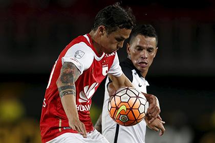 В Колумбии футболисты устроили сидячую забастовку из-за энергосбережения
