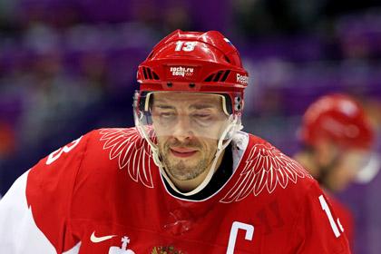 Дацюк объявил о возвращении в Россию по окончании сезона в НХЛ