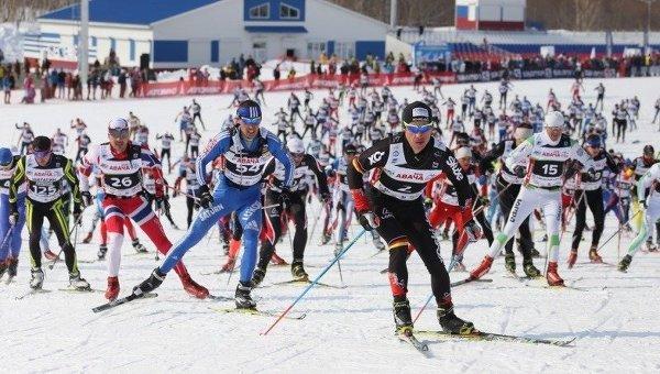 «Авачинский марафон» соберет 17 апреля на Камчатке более 500 лыжников