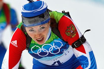 Российская биатлонистка перешла в сборную Южной Кореи