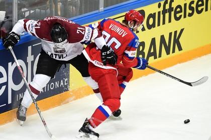 Войнову запретили выступать на Кубке мира из-за дисквалификации в НХЛ