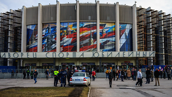 Полиция Санкт-Петербурга готова обеспечить безопасность на ЧМ по хоккею