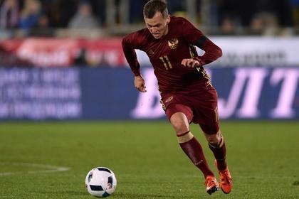 Футболист сборной России Черышев успешно перенес операцию