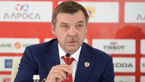 Дацюк и Мозякин вошли в состав сборной России на чемпионате мира по хоккею