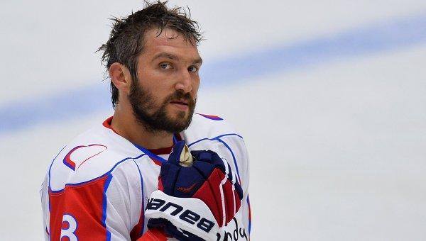 Овечкин возглавил медиарейтинг хоккеистов сборной по итогам чемпионата мира