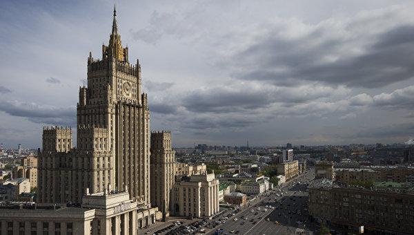 МИД: Россия готова сотрудничать с МОК и WADA по борьбе с допингом