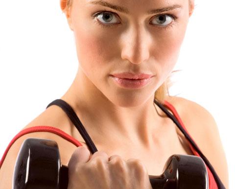 Польза силовых тренировок для женщин
