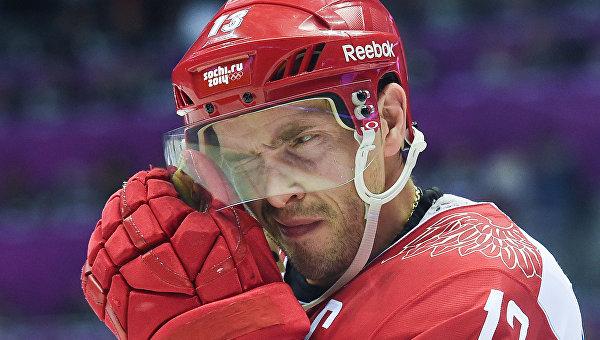 Тимченко: хоккеист «Детройта» Дацюк действительно ведет переговоры со СКА