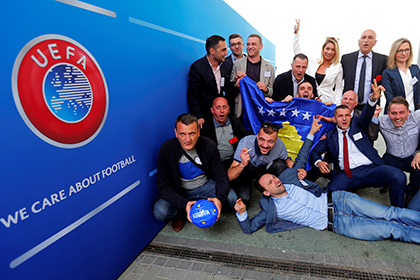 Стал известен первый соперник футбольной сборной Косово