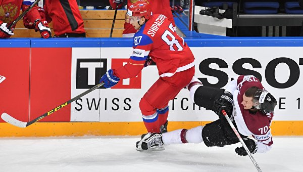 Россия объявила итоговый состав сборной на Кубок мира по хоккею в Торонто