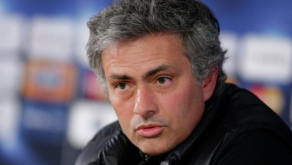 Жозе Моуринью подписал трехлетний контракт с «Манчестер Юнайтед»