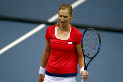 Теннисистка Макарова назвала ситуацию с мельдонием антироссийской политикой