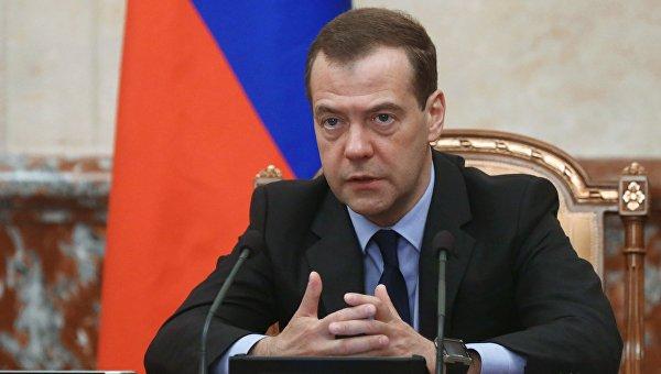 ЧМ по хоккею в России откроет председатель правительства Дмитрий Медведев
