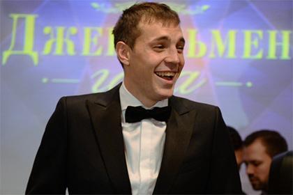 Футболист Дзюба дебютирует в Мариинском театре