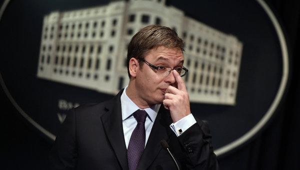 Премьер Сербии: прием Косово в УЕФА нарушает устав организации