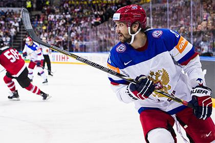 Овечкина вызвали в сборную России на чемпионат мира