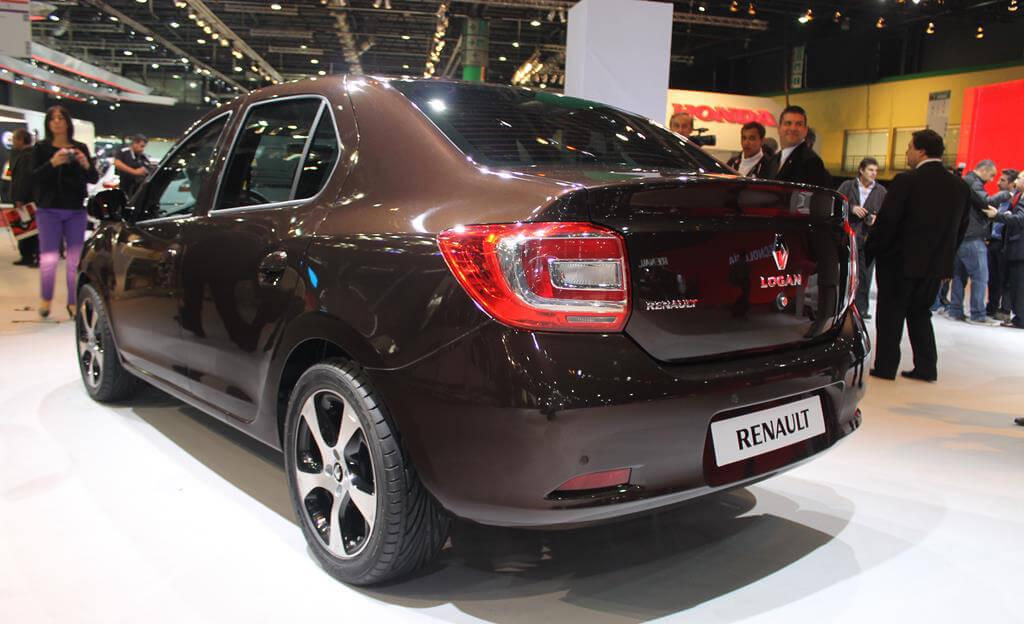Лучшие стороны Renault Logan