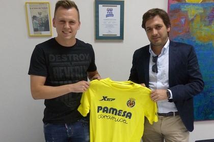 Черышев перешел из мадридского «Реала» в «Вильярреал»