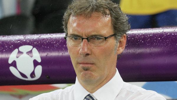 Лоран Блан покинул пост главного тренера «Пари Сен-Жермен»