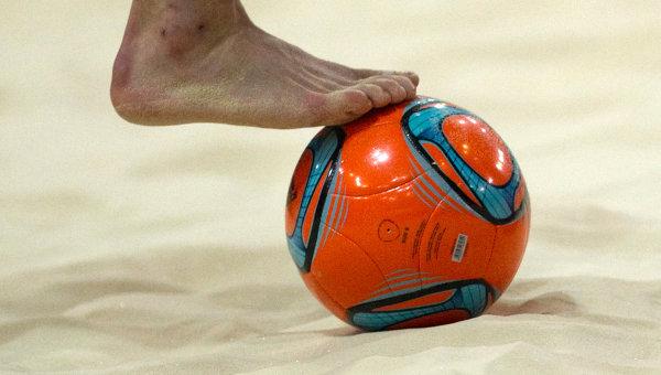 В Саратове возобновится этапом ЧР по пляжному футболу с участием «Спартака»