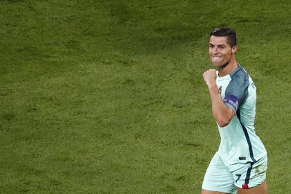Сборная Португалии обыграла Уэльс и стала первым финалистом Евро-2016