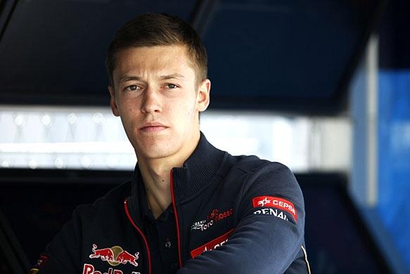Квят попал в аварию в квалификации Гран-при «Формулы-1» в Австрии